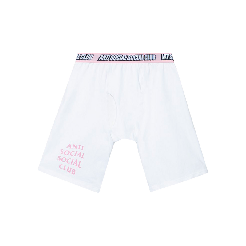 "ASSC Layers of You Boxer (Cueca) ""White"""
