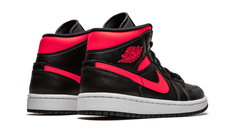 "Air Jordan 1 Mid ""Red Siren"" (W)"