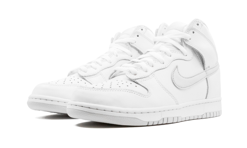 "Nike Dunk High ""Pure Platinum"""