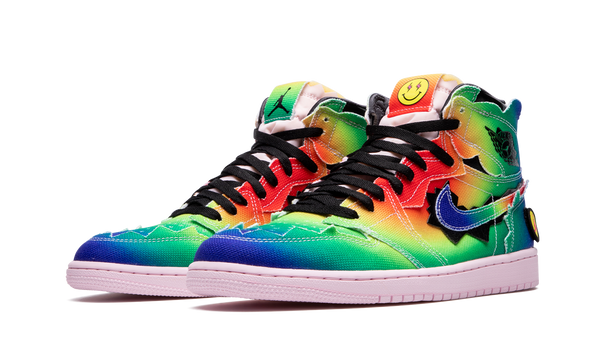 "J Balvin x Air Jordan 1 ""Colores Y Vibras"""