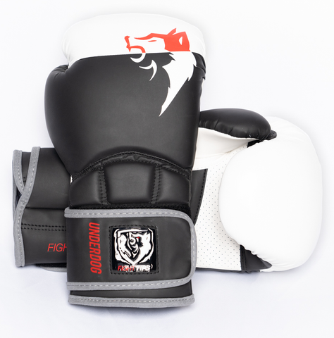 Velcro Boxing Gloves 12oz.