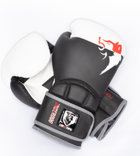 Load image into Gallery viewer, Velcro Boxing Gloves 12oz.