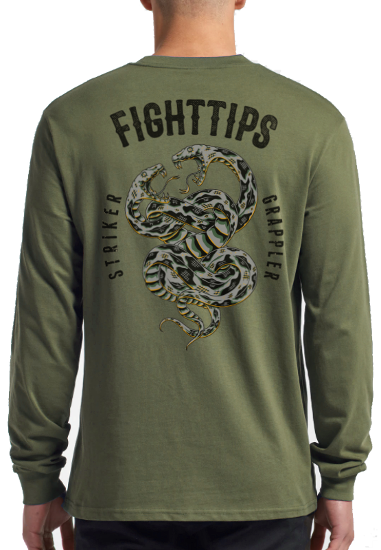 Primal MMA Long Sleeve
