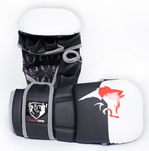 Load image into Gallery viewer, Hybrid MMA Gloves