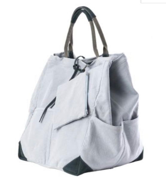 TOTE BAG - Ice Blue