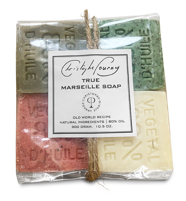 MARSEILLE SOAP SET