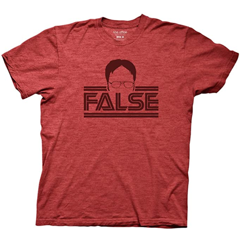 Dwight False T-Shirt