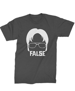 Dwight False Mens T-Shirt