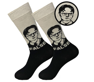 "Dwight ""False"" Socks"