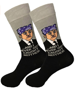 Prison Mike Socks