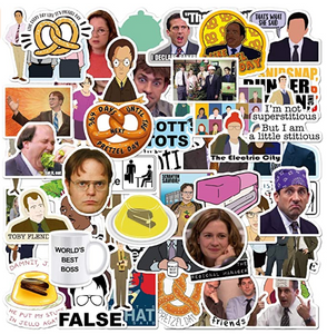 The Office Stickers [100 pcs]