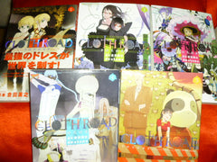 Okama Cloth Road Manga Book Volume 1-5