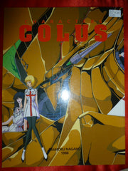Five Star Stories Colus Characters Book Anime Art