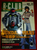 B-Club Magazine January 1996 Gundam 08 MS Wars