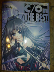 C/On The Best Official Fan Book Anime Game Art Guide