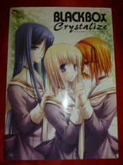 Black Box Crystalize Fan Book Anime Game Art