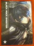 BLACK ROCK SHOOTER Doujinshi VOCALOID Full Color Pin Up Doujin BRS