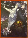 TOUKEN RANBU Doujinshi Full Color Pin Up Seikei Doujin
