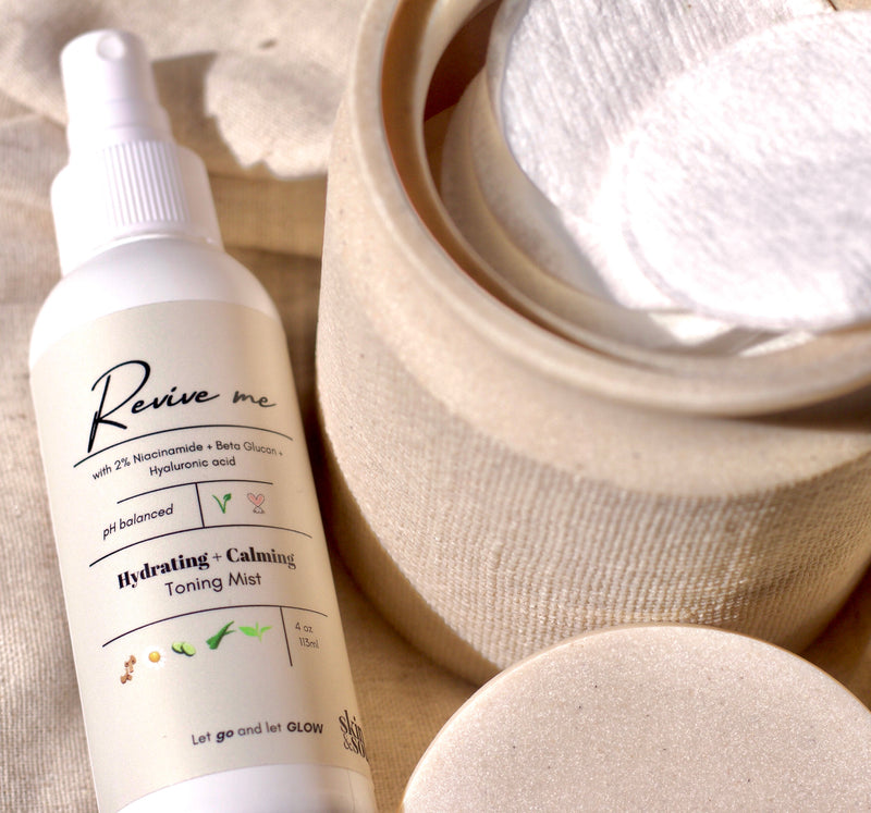 Revive Me Hydrating + Calming Toning Mist