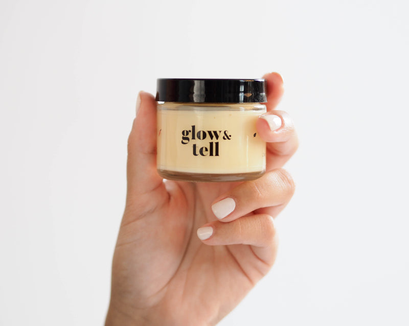 Glow and Tell Facial Moisturizer