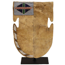 Load image into Gallery viewer, Original Native American Half Done Knife Sheath - Circa 1880