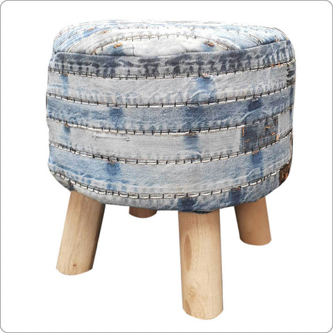 Foot Stool home decor round pouf ottoman