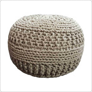 Cotton craft Dori Pouf - BEIGE