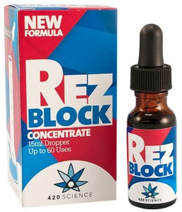 Rez Block Concentrated