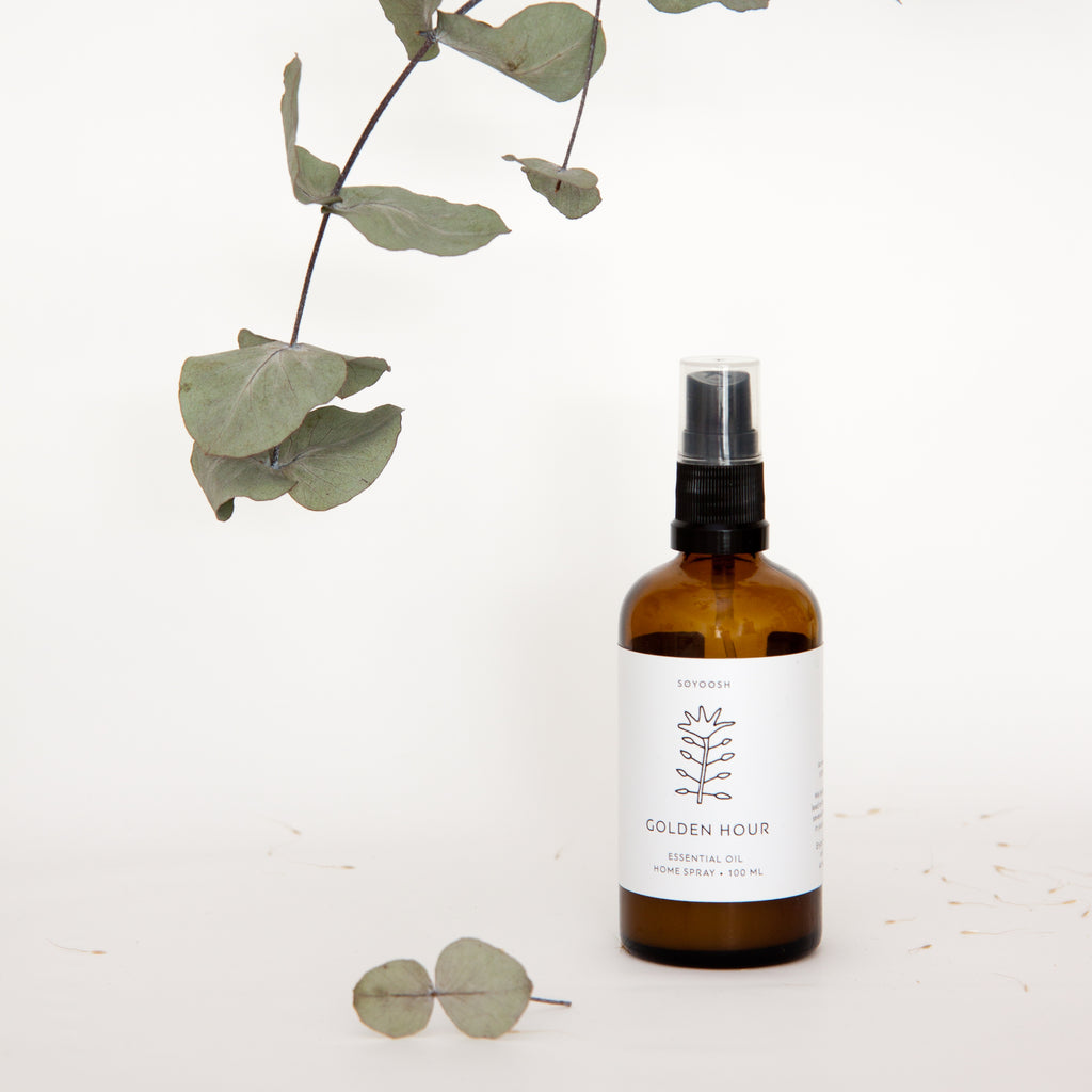 Sage and Palmarosa Home Spray