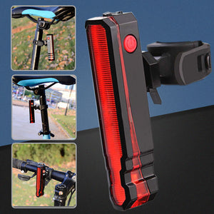 EZCharge Bike Laser Light