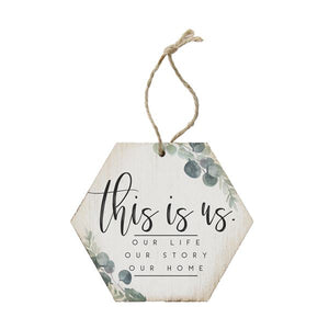 This is us Ornament