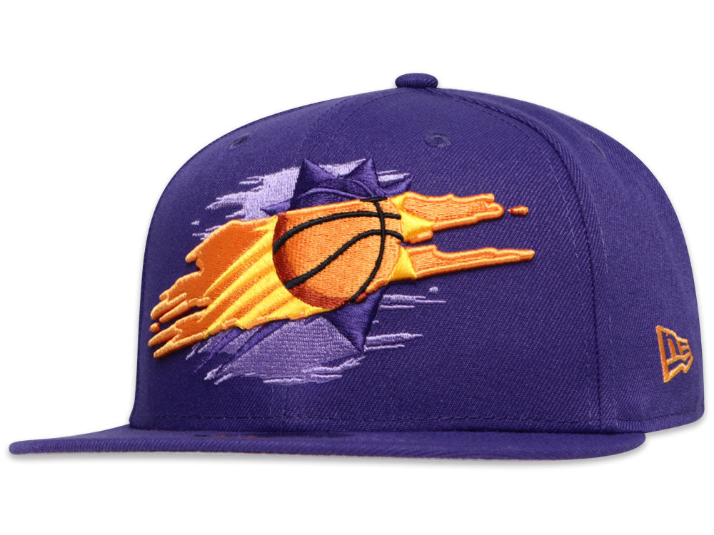 Phoenix Suns Official Team Color Logo Tear 9Fifty Snapback