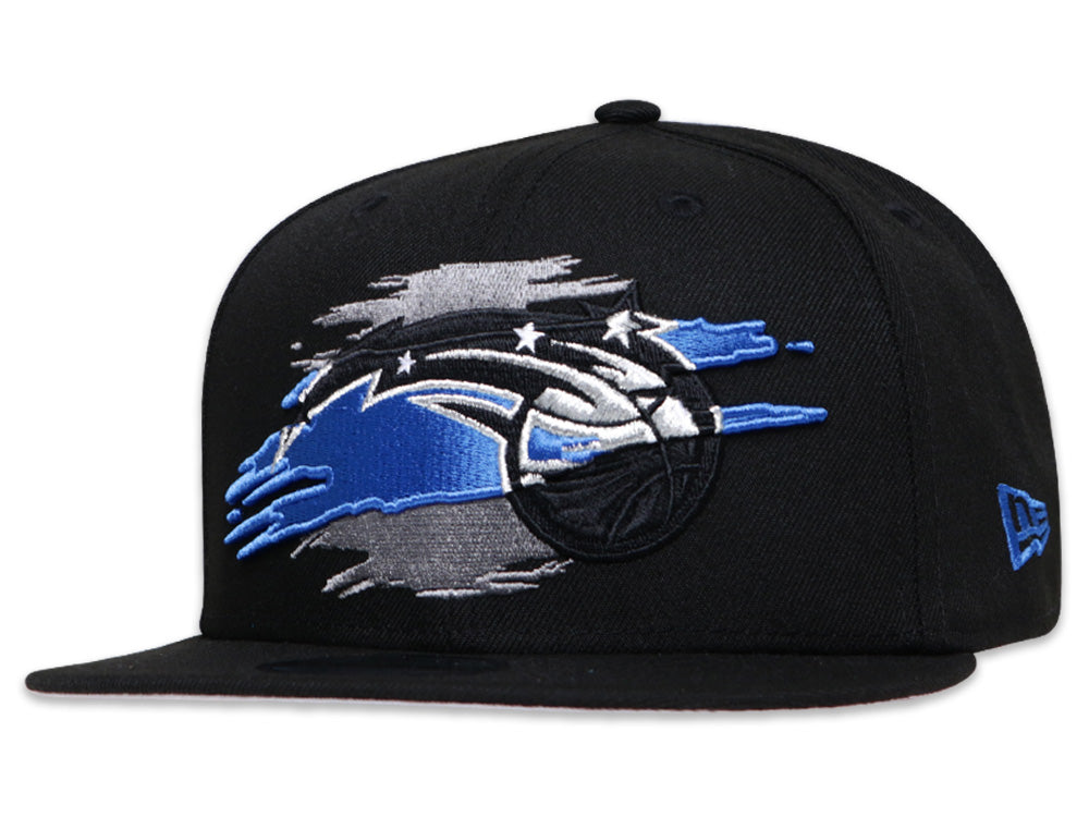 Orlando Magic Official Team Color Logo Tear 9Fifty Snapback