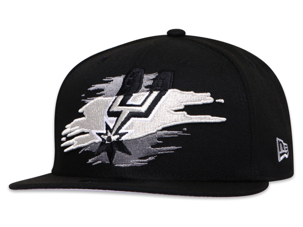 San Antonip Spurs Official Team Color Logo Tear 9Fifty Snapback