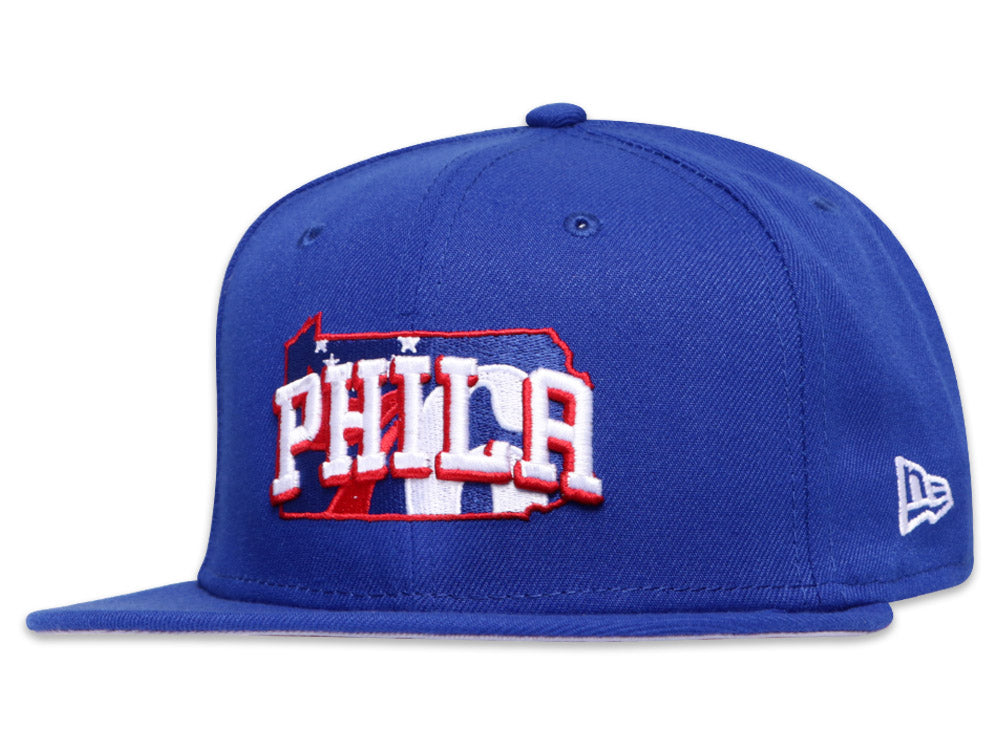 Philadelphia 76ers Local 9Fifty Snapback
