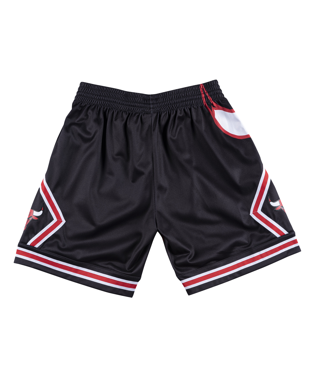 Chicago Bulls Big Face Shorts 1997