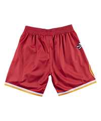 Houston Rockets Big Face Shorts 1986