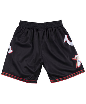 Philadelphia76ers Big Face Shorts 2000