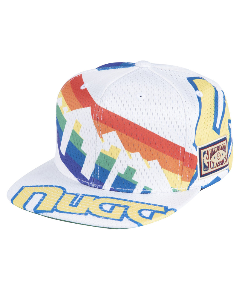 Denver Nuggets NBA Tear Up Snapback HWC
