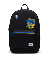 Golden State Warriors Settlement Backpack Black/Royal/Yellow