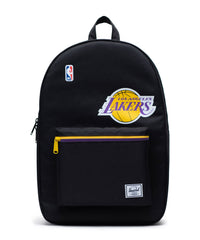 Los Angeles Lakers Settlement Backpack Black/Gold/Purple