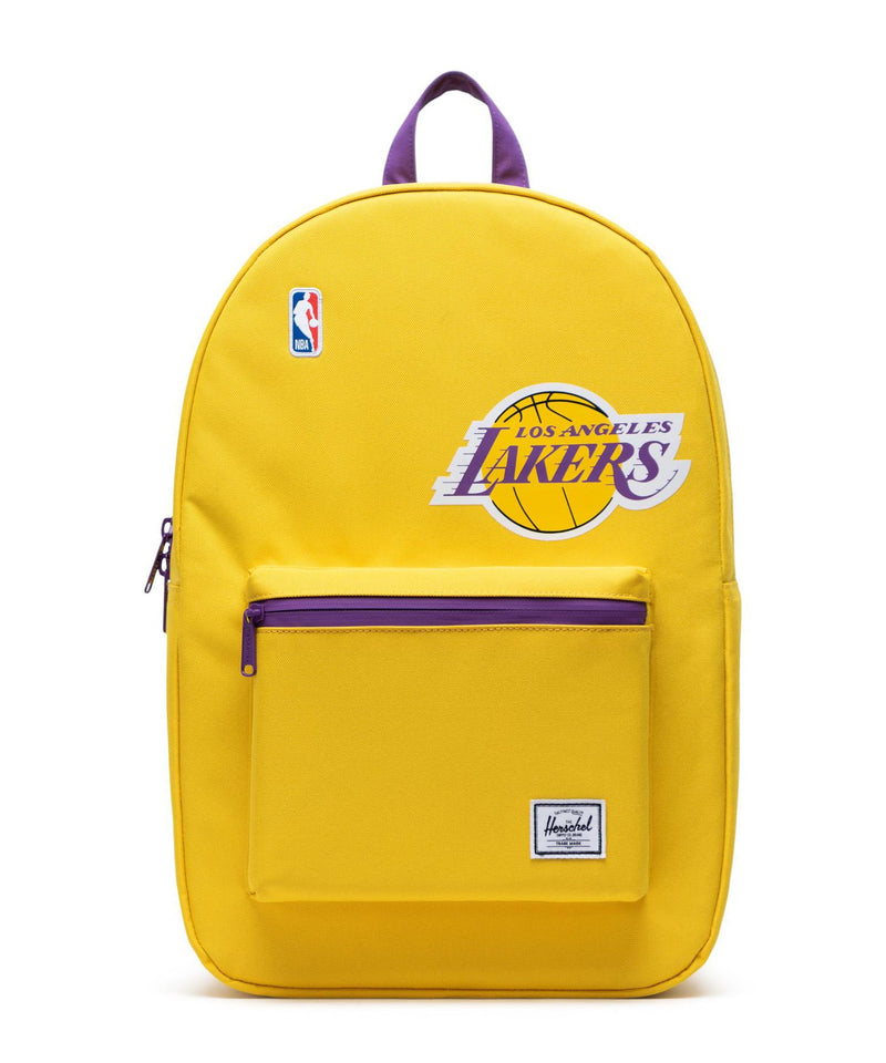 Los Angeles Lakers Settlement Backpack Gold/Purple