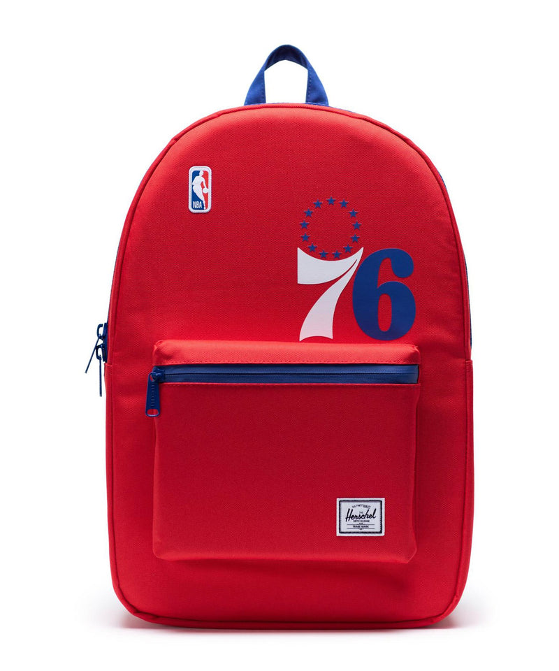 Philadelphia 76ers Settlement Backpack Red/Blue