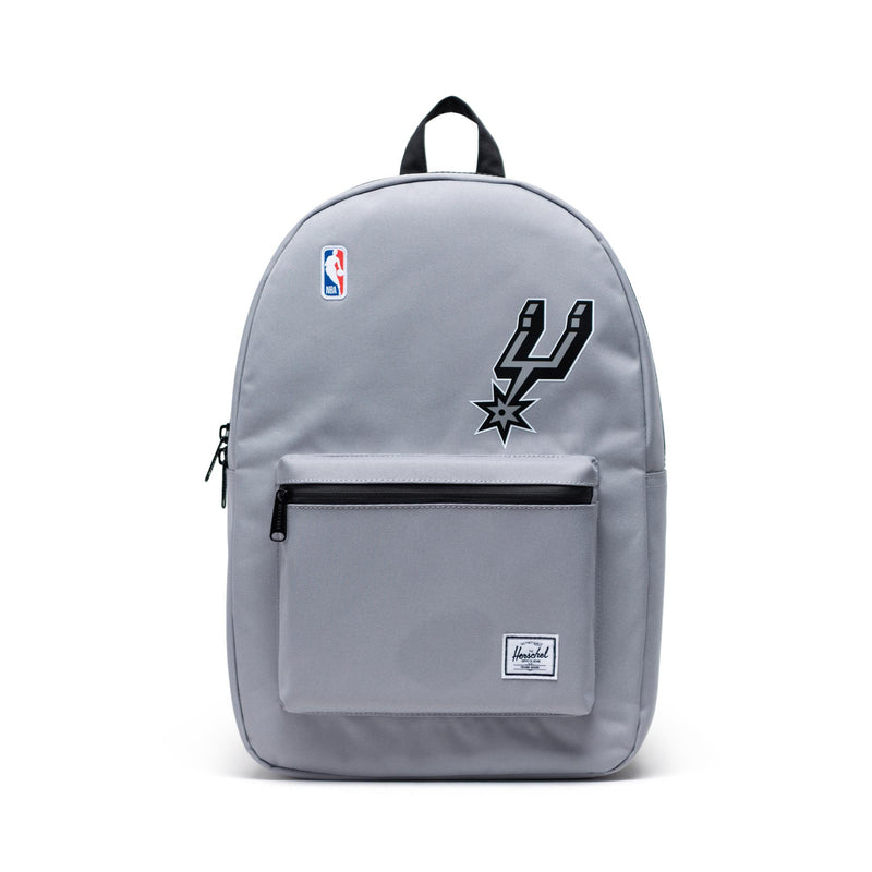 San Antonio Spurs Settlement NBA Superfan Backpack Silver/Black