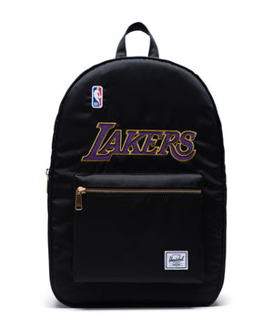 Los Angeles Lakers Settlement Backpack Black