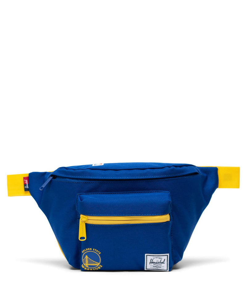 Golden State Warriors Seventeen Waistpack Royal/Yellow