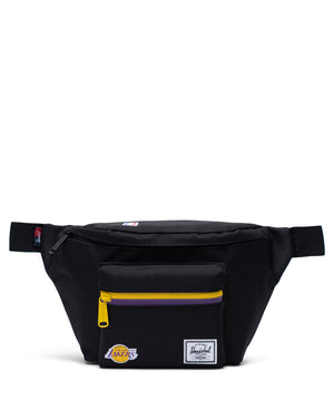 Los Angeles Lakers Seventeen Waistpack Black/Gold/Purple