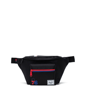 Philadelphia 76ers Seventeen Waistpack Black/Red/Blue