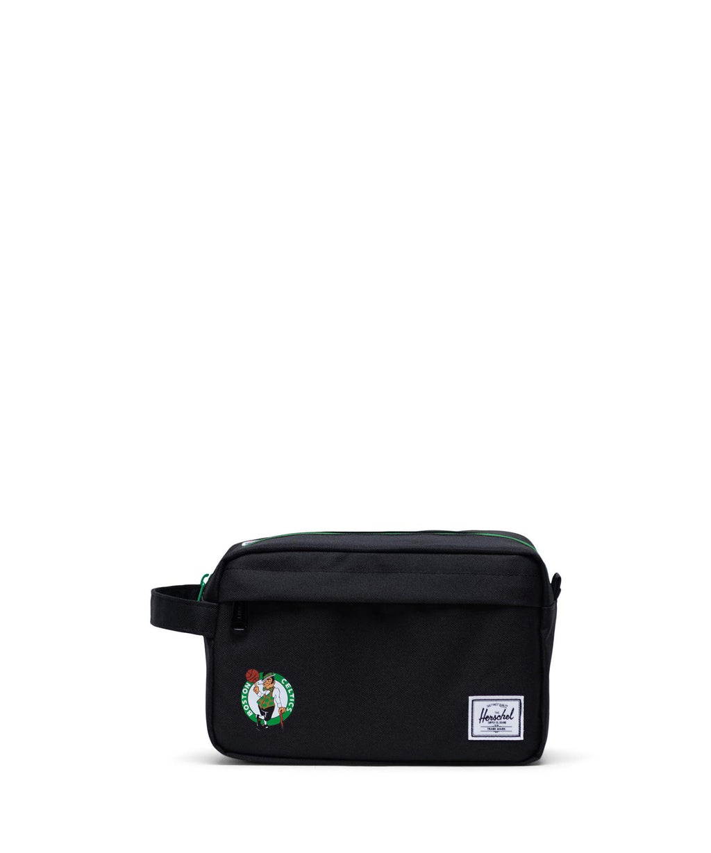 Boston Celtics Chapter Organizer Bag Black/Green