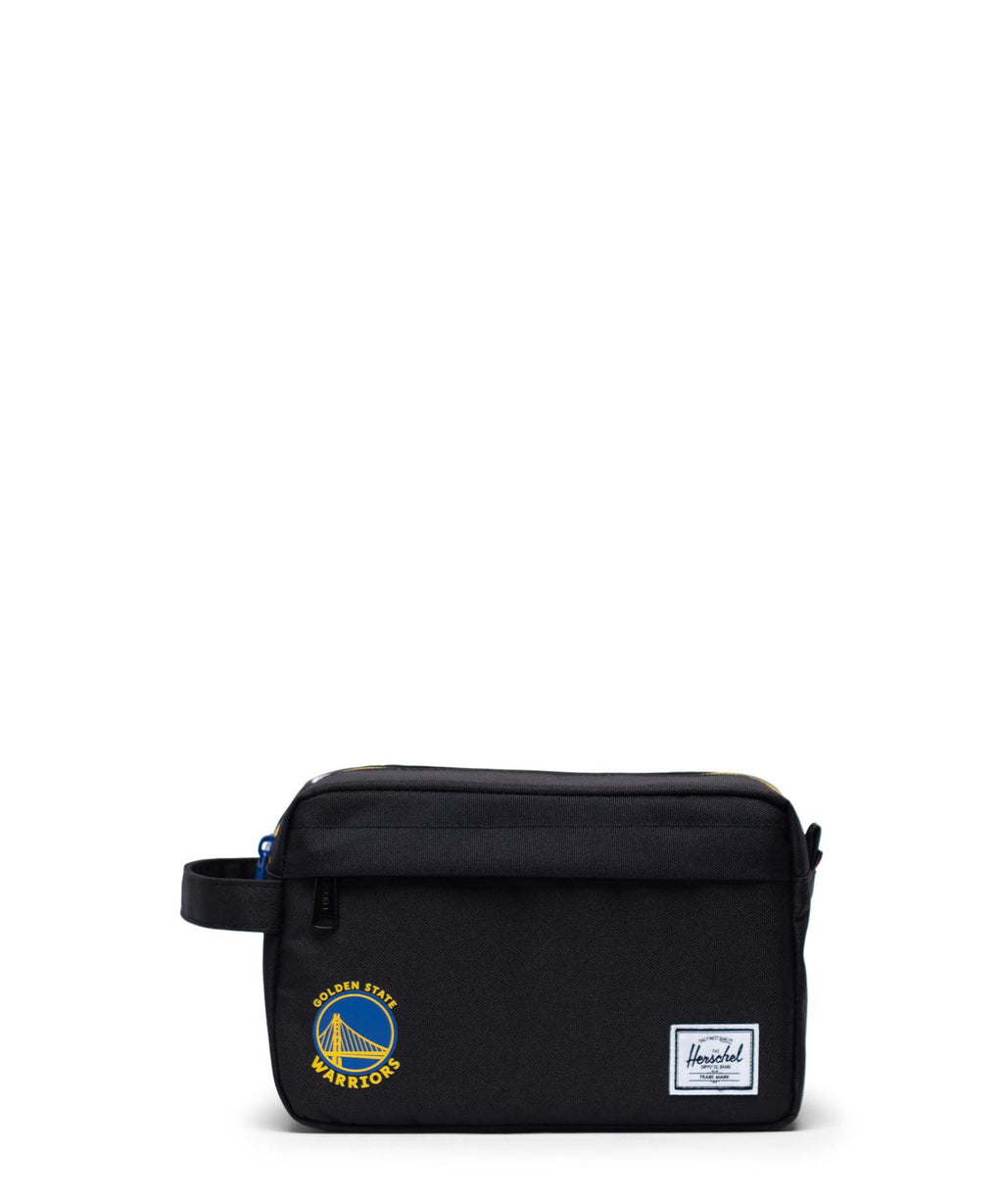 Golden State Warriors Chapter Organizer Bag Black/Royal/Yellow